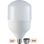 Светодиодная лампа Ecola High Power LED Premium 40W 220V универс. E27/E40 (лампа) 2700K 200х120mm